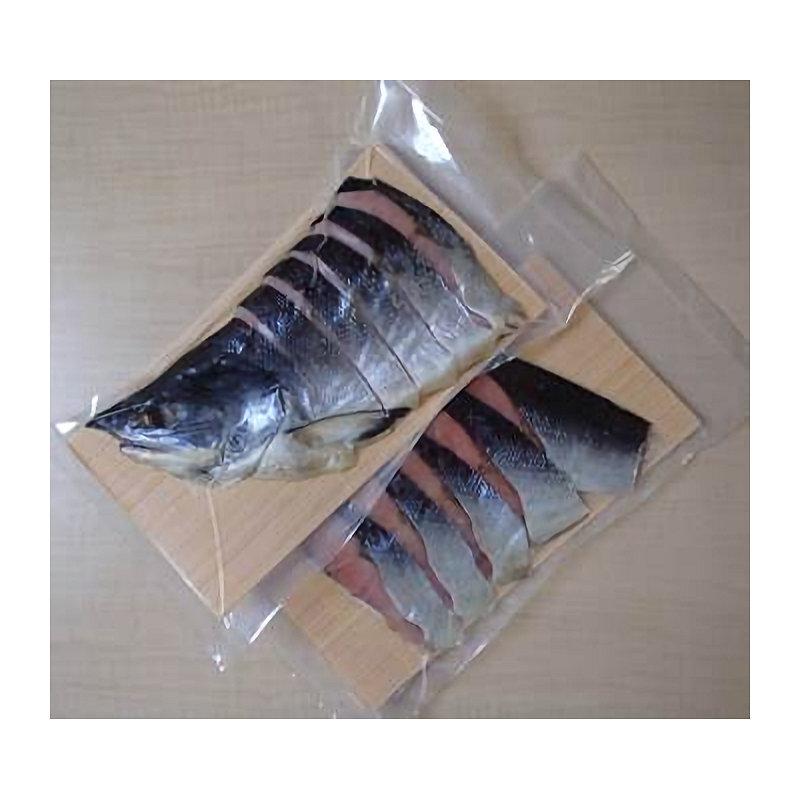永徳 塩引鮭半身(2分割)姿造り