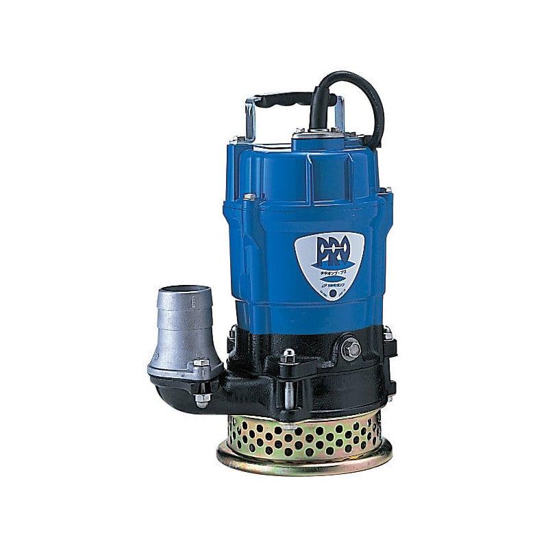 鶴見製作所 一般工事排水用水中ポンプ 50mm PRO-40S2 60Hz