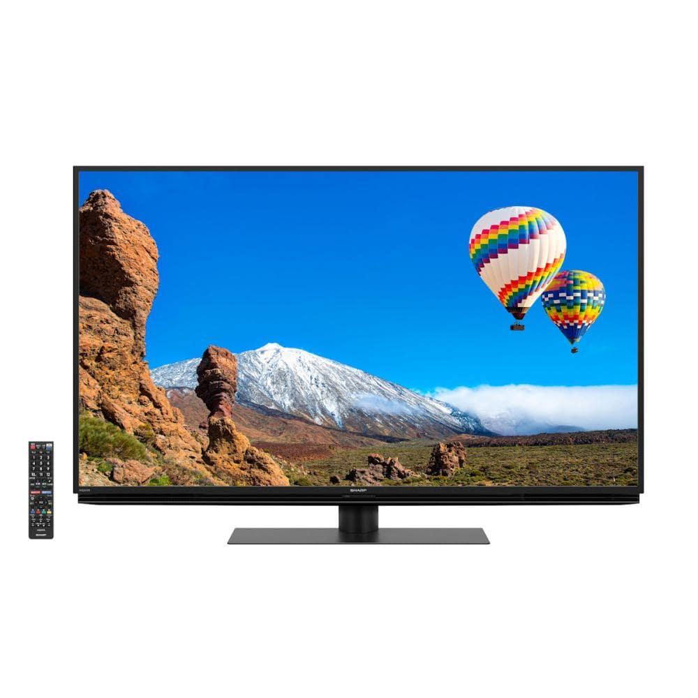 シャープ アクオス 4Kチューナー内蔵 50V型液晶TV 4T-C50CH1