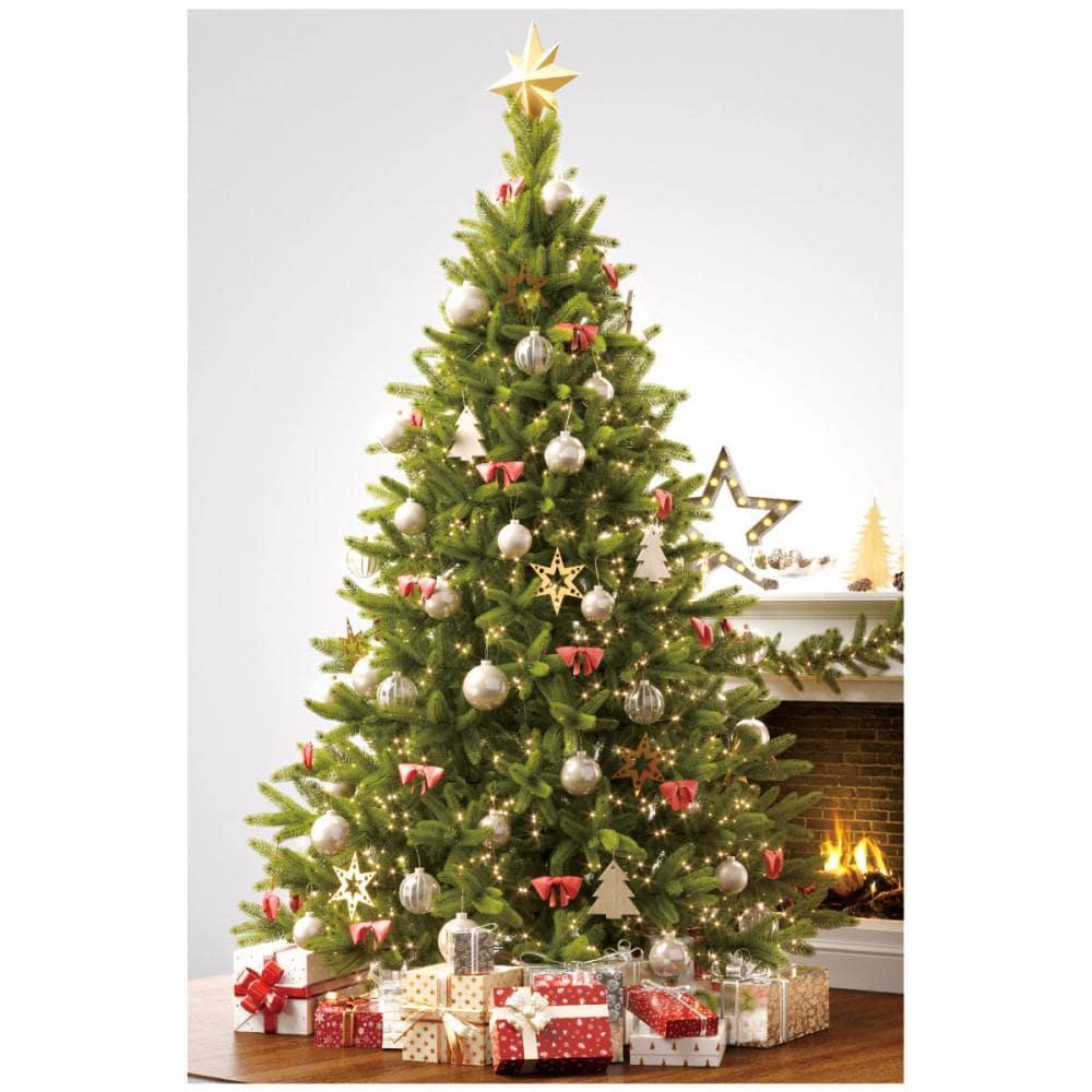 東京ローソク クリスマスタペストリー エレガントツリー 120×180cm
