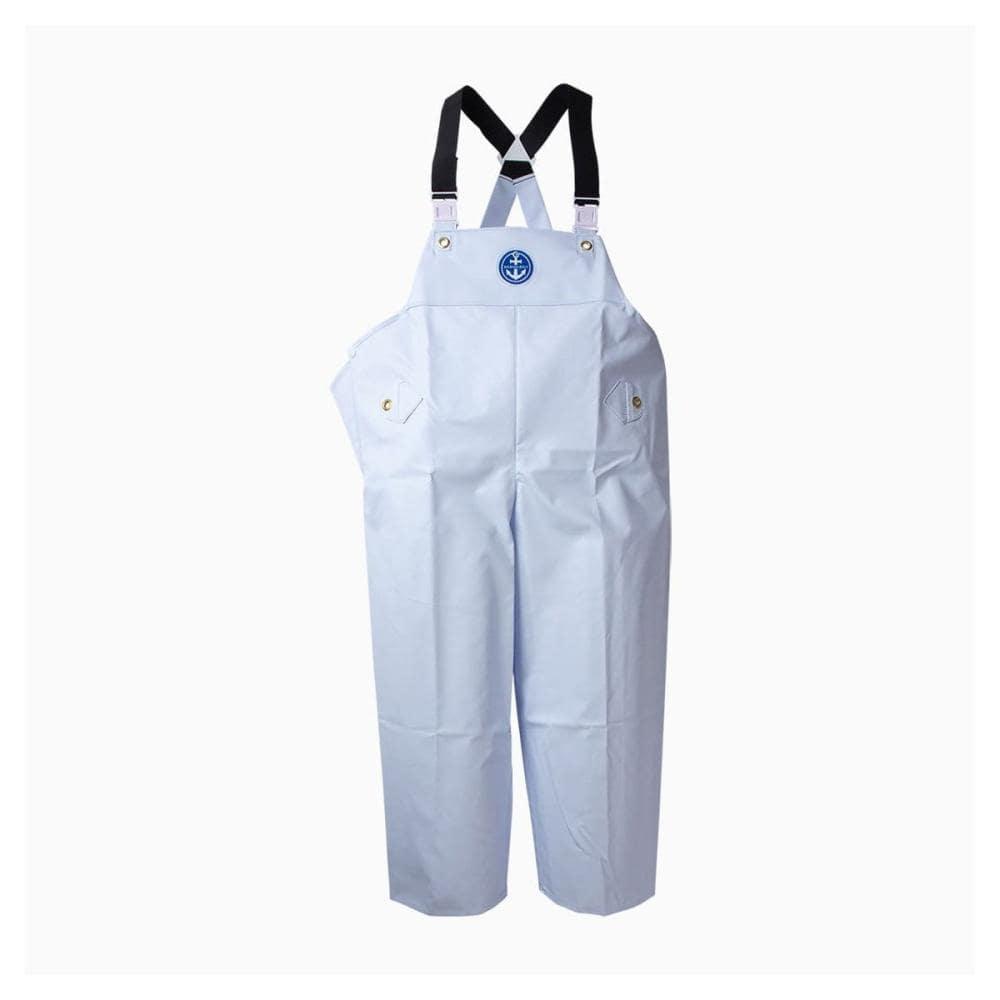 尾崎産業 漁師専用雨具 マリンレリー胸付ズボン 1660 各種
