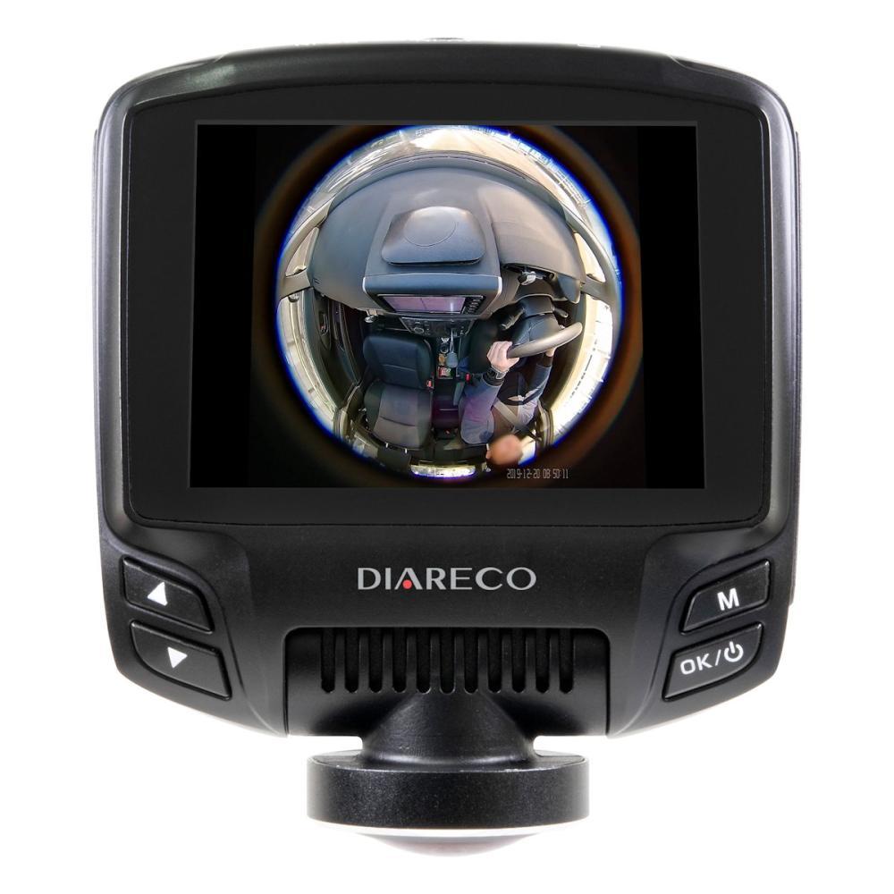 エンプレイス 360度ドライブレコーダー NDR-RC360