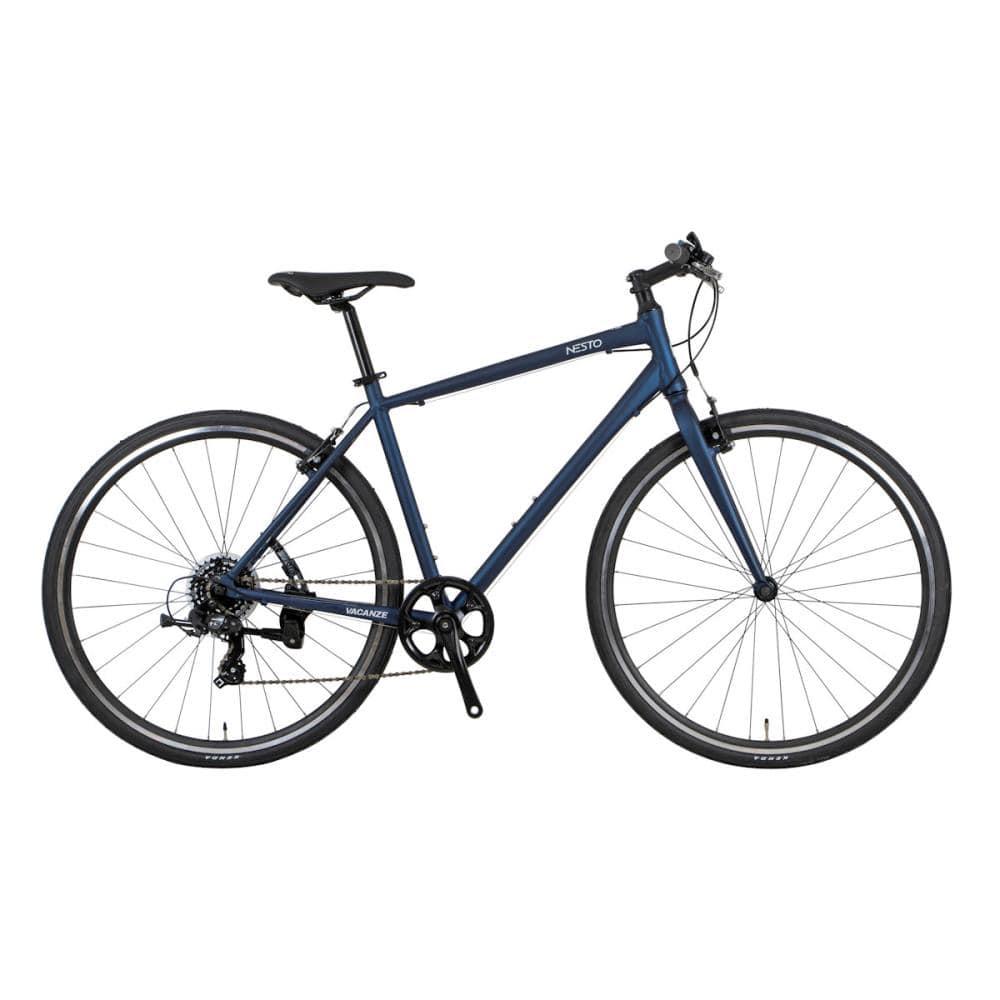 NESTO(ネスト) クロスバイク 700C 500mm バカンゼ2-C ダークブルー