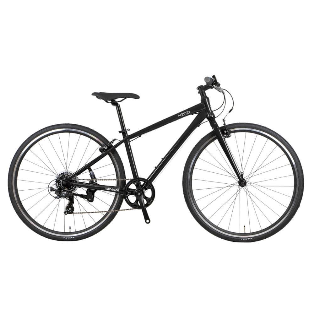 NESTO(ネスト) クロスバイク 700C 500mm バカンゼ2-C ブラック